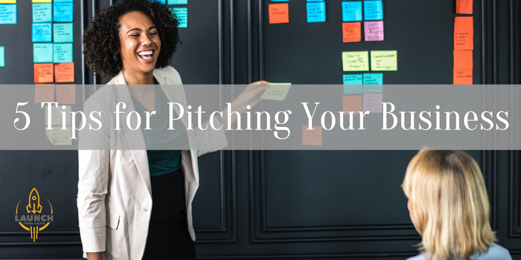 5 Simple Tips for Pitching Your Business to Investors